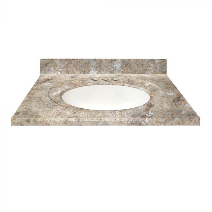 da-granite-vang-hoang-gia-op-lavabo-quay-bar