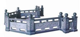 Lan can đá nhà thờ MT-LCD-XK08