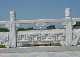 Lan can đá màu xám Thanh Hóa MT-LCD-XK10