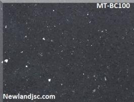 Đá nhân tạo Sparkling Black MT-BC1000