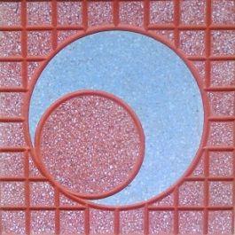 Gạch lát sân vườn Terrazzo MT-GSV1001DX
