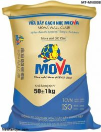 Vữa xây gạch không nung Mova Wall 600 Clair MT-MV0008