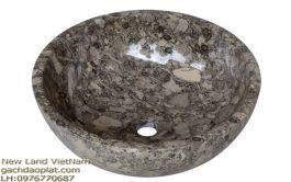 Chậu đá tự nhiên: MT-MAR1-4