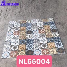 Gạch bông men Kt 600x600mm MT-NL66004