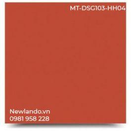 Gạch lát sân vườn gốm đỏ Hoàng Hà MT-DSG103-HH04