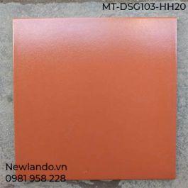 Gạch lát sân vườn gốm đỏ sần Hoàng Hà MT-DSG103-HH20