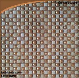 Gạch Mosaic Gốm trộn màu MT-MSG12003