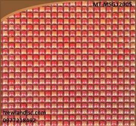 Gạch Mosaic Gốm trộn màu MT-MSG12005