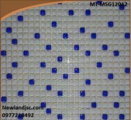 Gạch Mosaic Gốm trộn màu MT-MSG12012
