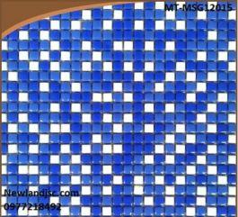 Gạch Mosaic Gốm trộn màu MT-MSG12015