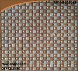 Gạch Mosaic Gốm trộn màu MT-MSG12018