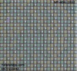 Gạch Mosaic Gốm trộn màu MT-MSG12022