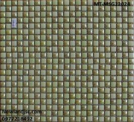 Gạch Mosaic Gốm trộn màu MT-MSG12024