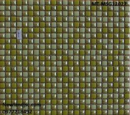 Gạch Mosaic Gốm trộn màu MT-MSG12027