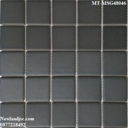 Gạch Mosaic Gốm đơn màu MT-MSG48046