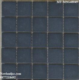 Gạch Mosaic Gốm đơn màu MT-MSG48049