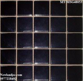 Gạch Mosaic Gốm đơn màu MT-MSG48053