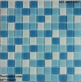 Gạch Mosaic Thủy Tinh trộn màu MT-MST25037