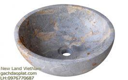 Lavabo đá tự nhiên: MT-MAR1-1V