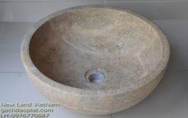 Lavabo đá tự nhiên MT-MAR1-4V